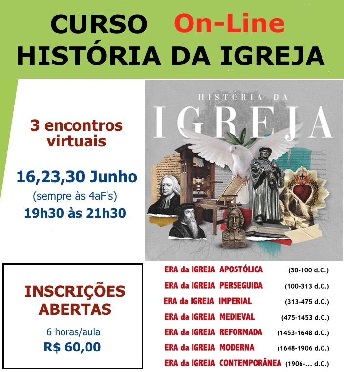 CURSO_História_Igreja