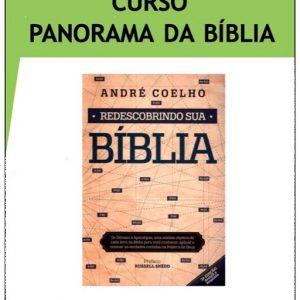 """Curso on-line """"Panorama Bíblico"""""""